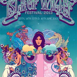 Isle of White Festival - DJ Comp