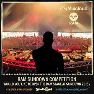 RAM Sundown DJ Competition - shouichi narita
