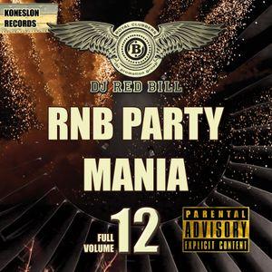 DJ RED BILL - RNB PARTY MANIA (-XII-)