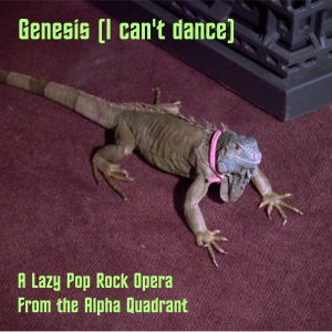 Kubshow #38: Genesis (I can't dance) - Another Lazy Pop Rock Scifi Opera