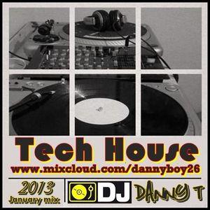 Tech House Mix January 2013