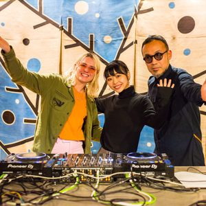 WW Tokyo: Toshio Matsuura with HAAi and Noah live from WIRED HOTEL Asakusa // 03-12-2018