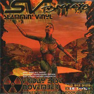 Micky Finn Slammin Vinyl 21-11-1997