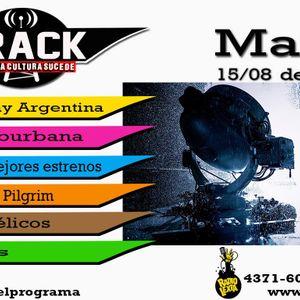 CRACK 15-08-17 en RADIO LEXIA