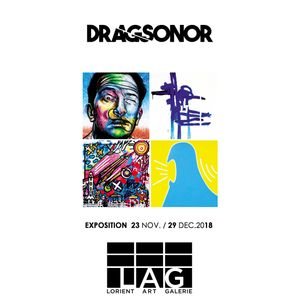 DRAGSONOR PLEDGE | 32 -  ART EXHIBITION DRAGSONOR by NaJ