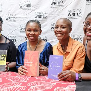 Africa Writes 2018: Loving Womxn - Deliberate and Afraid of Nothing