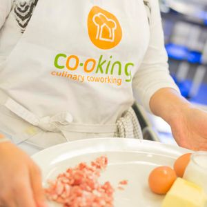 Co-oking: Startup launches a co-working kitchen in Brussels.