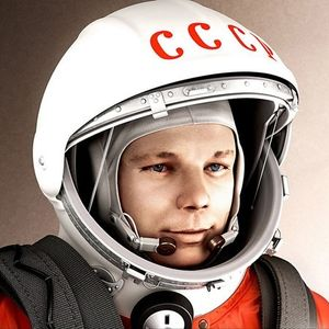 GAGARIN FIRST - Made in SPACE (12 April 1961)