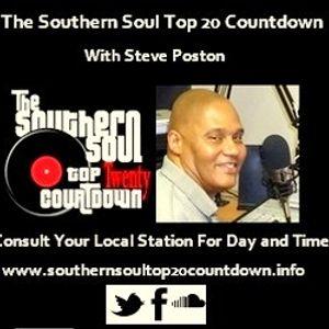 Southern Soul Top 20 Countdown Radio Program 6272015