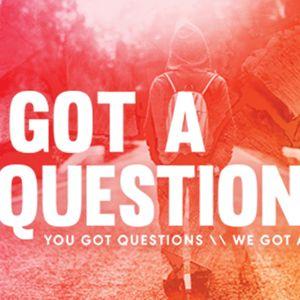 I Got a Question – Week 3 – Temptation – May 22, 2016