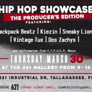 The Hip Hop Showcase Producer Edition 3.30.17 - T. Dome