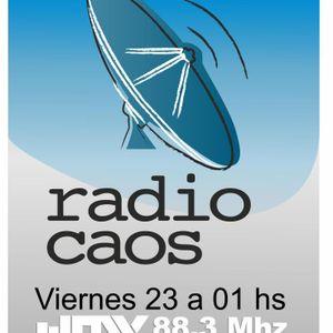 Radio Caos 2012-08-31