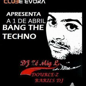 DJ Ze MigL Live Set @ Praxis, Evora, Portugal 1Apr2011