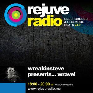 DJ Chris (The Beatmaster) Ellis - Rejuve Radio 23-07-15