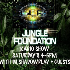 The Jungle Foundation Show Live  groundlevelradio.co.uk with DJ Shadowplay 02/12/2017