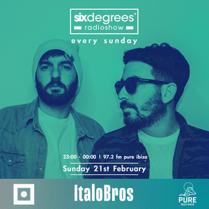 Sixdegrees Radio Show by ItaloBros