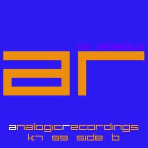 Analogic Recordings : K7 n°99 Side B