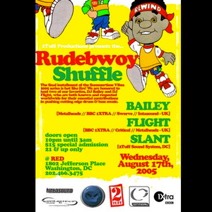 DJ's Bailey & Flight - Live at Red DC - August 17, 2005