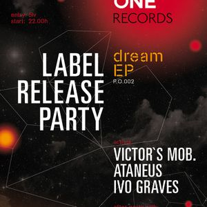 Victor`s Mob. Port One label release party@Wake Up club,Sofia 29.03.13