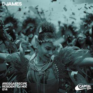 DJames - RRR Mix 014 (Capital XTRA)