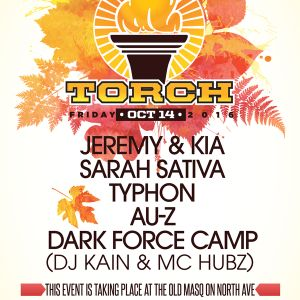 TORCH: Sarah Sativa - Live @ Torch - 10.14.16