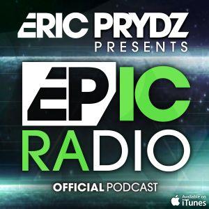 Eric Prydz - EPIC Radio 003 - 01.09.2012