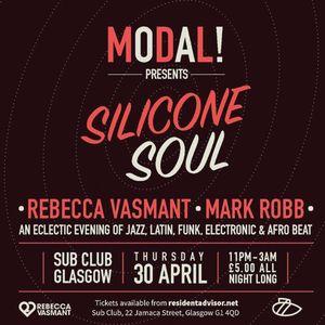 Silicone Soul & Rebecca Vasmant - Modal! Promo Mix