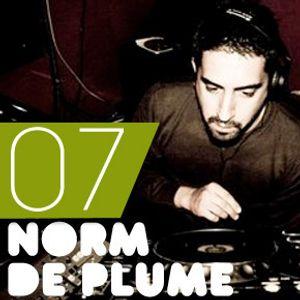 Podcast 07: Norm De Plume