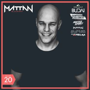 Mattan live at Blackout - Club Helka - 20th May 2016