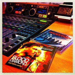 Soundtrack Adventures #111 with LEONARDO DiCAPRIO @ Radio ZuSa 19-05-2013