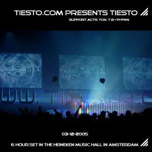 DivaD - Tiesto.com Anniversary 2005 - Memory Mix