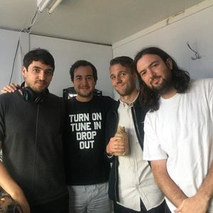 Let's Play House with guests Blondes @ The Lot Radio 07-07-2017