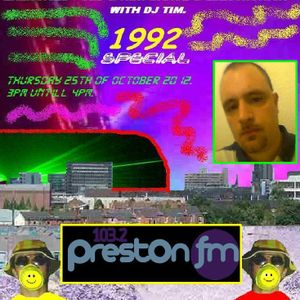 Energised - Old & New Dance & Electronica With DJ Tim - 25/10/12 - 103.2 Preston F.M.