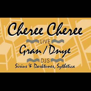 CHEREE CHEREE Live with GRAN + DNYE (07-06-2014 - Fluc, Vienna) DJ Set by Synthetica