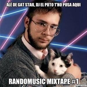 DJ El Puto - Randomusic Mixtape #1