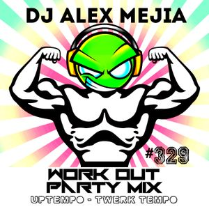 Work Out Party Mix 329 - DJ Mejia