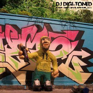 Dj Digi-Toned - A Hip-Hop Love Affair (2017)