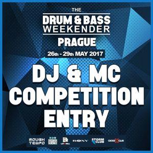 FiendReflex - Rough Tempo - Drum&Bass Weekender DJ Comp Entry