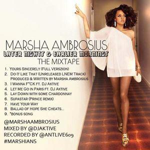 Marsha Ambrosius - Later Nights & Earlier Mornings