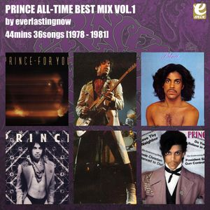 PRINCE ALL-TIME BEST MIX VOL.1