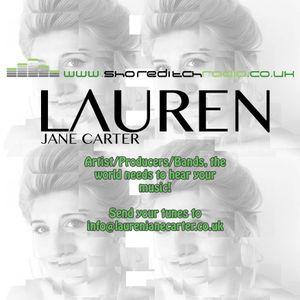 Shoreditch Radio - The Lauren Jane Carter Playlist - 18/08/2017