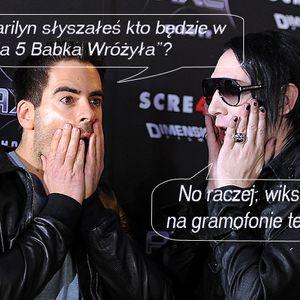 Na 5 Babka Wróżyła z udziałem Agi Wasilczyk oraz Arti Przynogi 14.XI.2011
