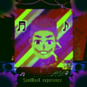 SandBoxX`s... the first walked in the world of the PsYTrance Psydelic of area