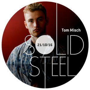 Solid Steel Radio Show 21/10/2016 Hour 1 - Tom Misch
