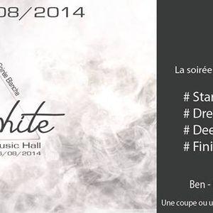 stevenson @ White Party , Music Hall (le Touquet,fr)