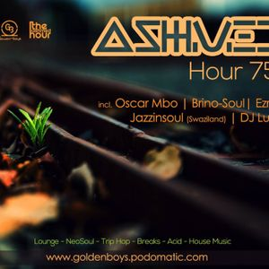 Ashmed Hour 75 // Guest Mix I By Jazzinsoul (Swaziland)