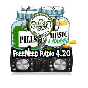 Pills In Music 29 ( 1 Maggio 2019 ) Mix & Info  by FreeWeed Radio 4.20
