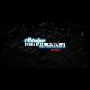 Throwback - Metrafaze - Drum and Bass Mix (27/05/2019)