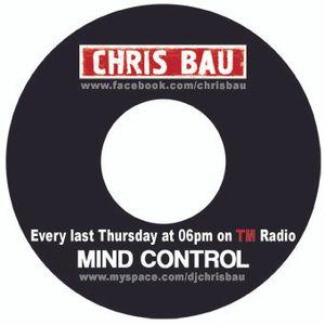 Chris Bau - MindControl 070 @ Radio TM (30-Aug-2012)