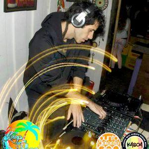 Fabio Lisi @ Keep Rolling (Punta Del Este, Uruguai)